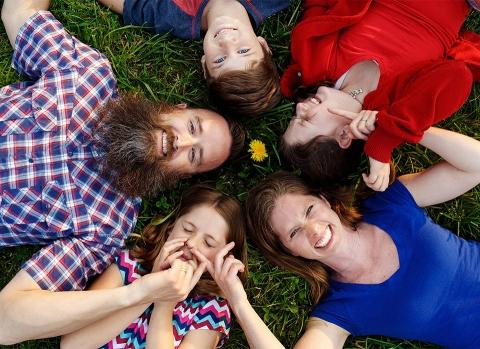 The Tippit Family // Workshop