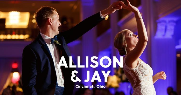 Allison & Jay - bobbi photo