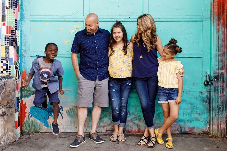 The Gallardo Family