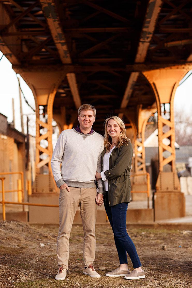 Megan & Sean